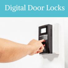 Install  Digital Door Locks with your Commercial Locksmith Cambridge MA