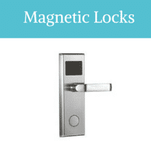 Install Magnetic Locks  with your Commercial Locksmith Cambridge MA
