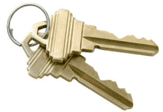 Copy New Keys with your Locksmith Cambridge MA