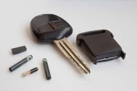 Chip Key Andrea Locksmith