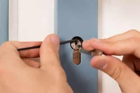 Commercial Door Lock Service Andrea Locksmith