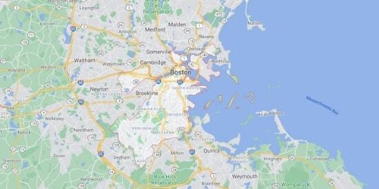 locksmith boston map Andrea Locksmith