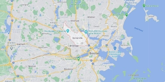 locksmith somerville ma map Andrea Locksmith