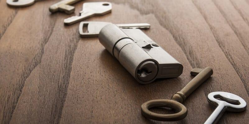 door lock cylinder - Andrea Locksmith