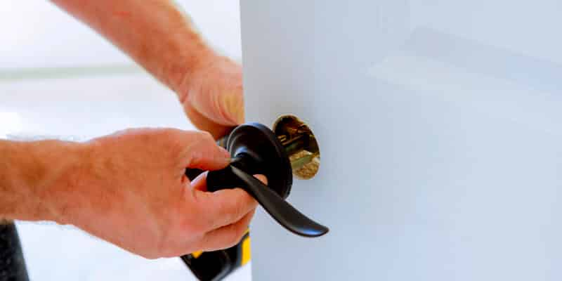 door lock repair - Andrea Locksmith